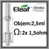 Clearomizer iSmoka Elf Air GS 2, 2,5 ml-ocel