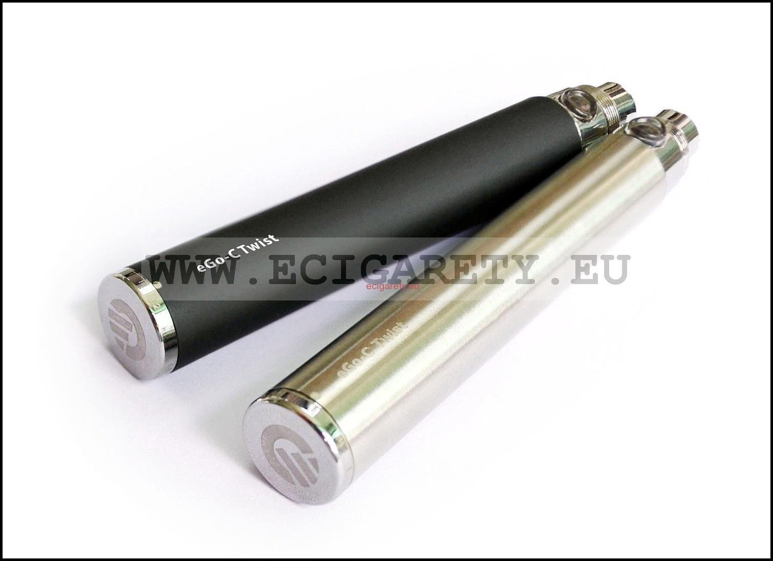 Joyetech baterie eGo-C TWIST 650mAh- černá