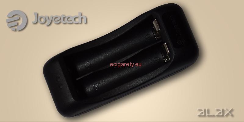 Joyetech eCab USB nabíječka černá