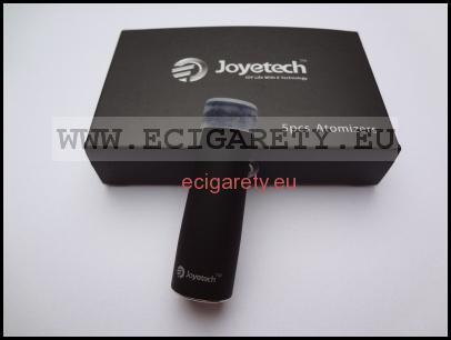 Atomizér Joye eGo - T černá