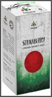 E liquid Dekang Strawberry10 ml